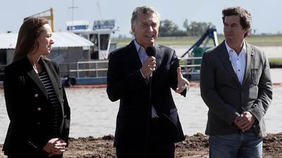 Macri anunció facilidades para la renovación de la flota de buques de pesca