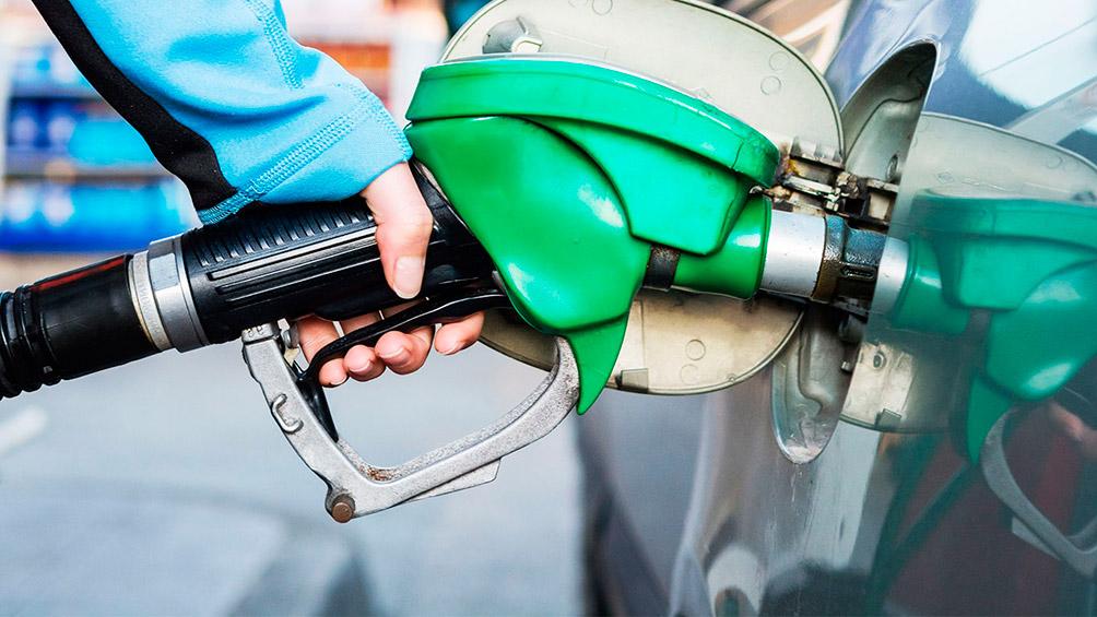 La venta de combustibles cayó 3,5% en enero