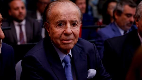 AMIA: Absolvieron a Carlos Menem y condenaron al primer juez de la causa por encubrir el atentado