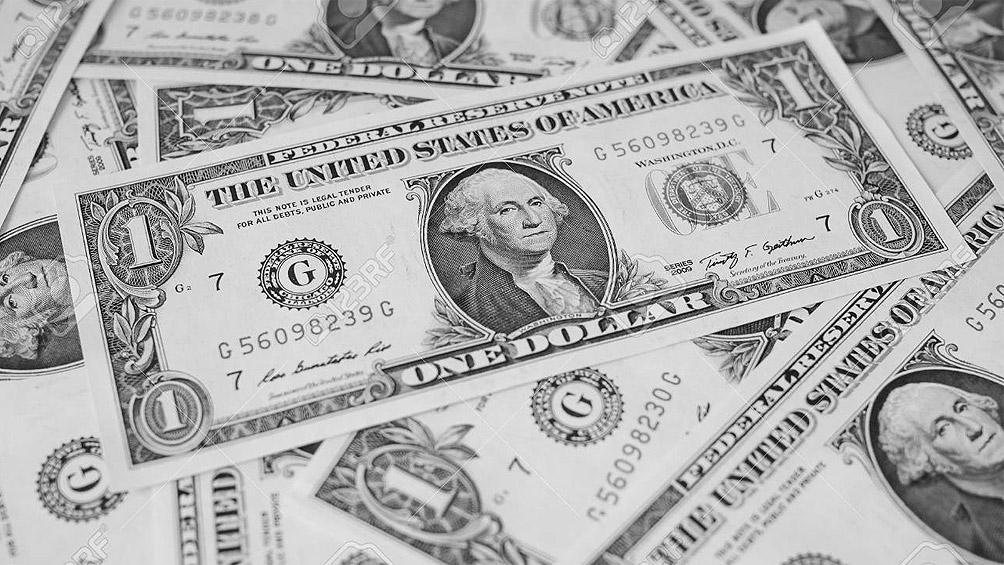 El dólar bajó 20 centavos y cerró a $40