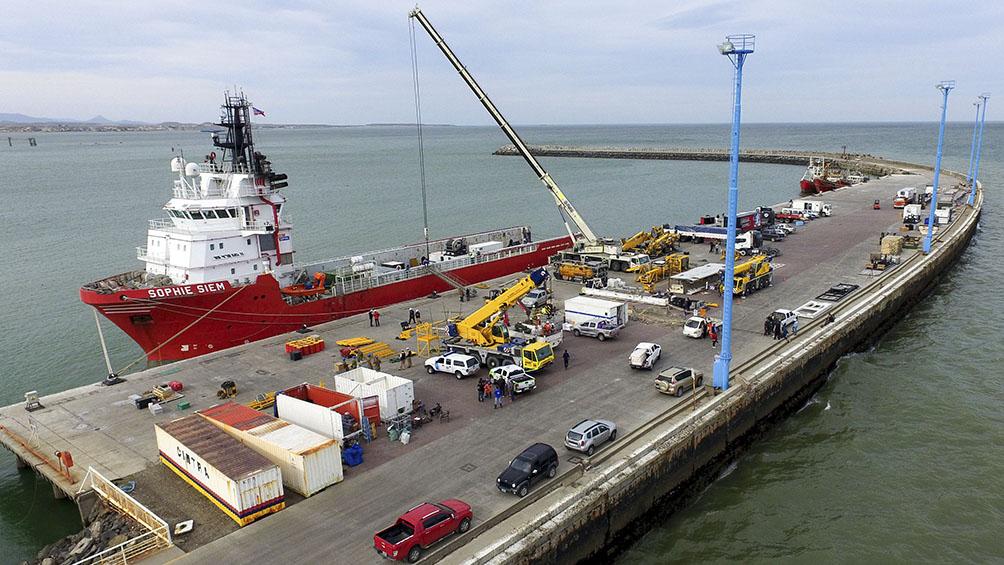 Ya rige la reducción del 25% en la tasa migratoria que pagan los buques de carga