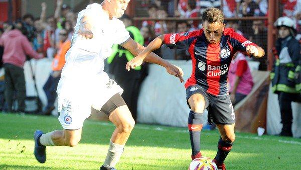 Nahuel Barrios, convocado a la Selección Sub-23