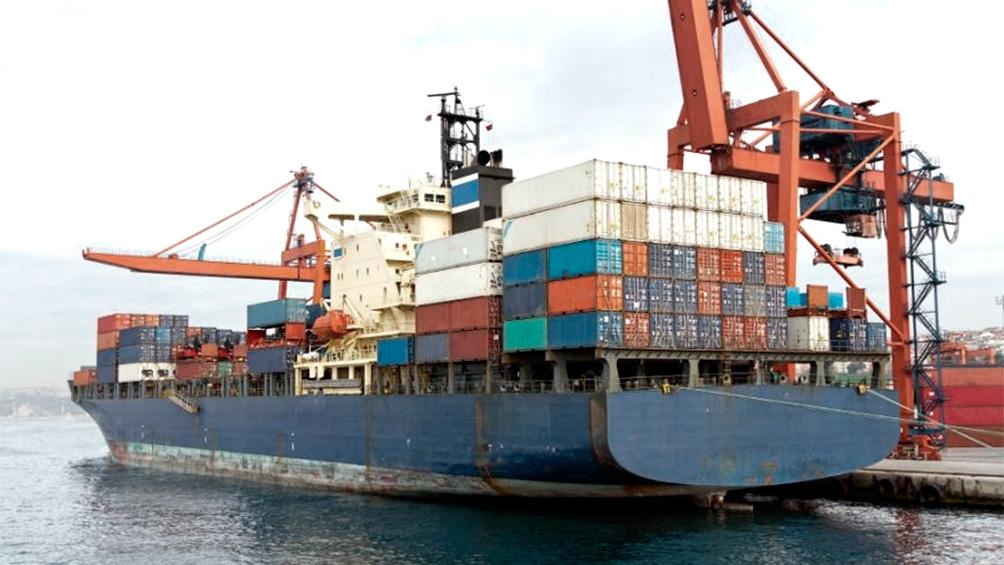 Las exportaciones de granos que salieron de Quequén subieron en agosto un 35% interanual