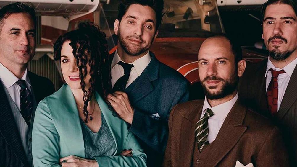 Raskoski Hot Club, el jazz gitano que sale de Banfield y llega a San Telmo