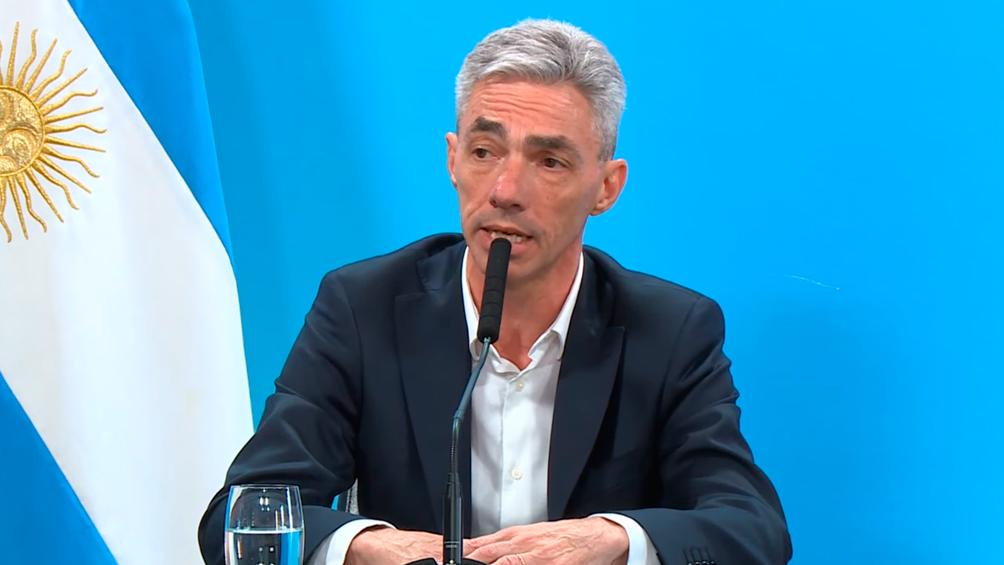 """El Gobierno anunció la """"rescisión"""" de los contratos por las obras del soterramiento del Sarmiento"""