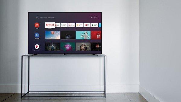 Nokia presentó sus nuevos televisores con Android TV