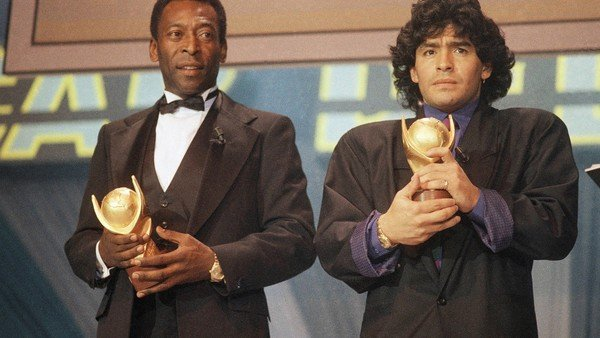 Diego Maradona: el artista supremo y la comparación estéril