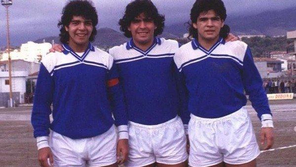 """El """"Turco"""" Maradona pidió que la Justicia investigue la muerte de su hermano: """"Que pague el que deba pagar"""""""