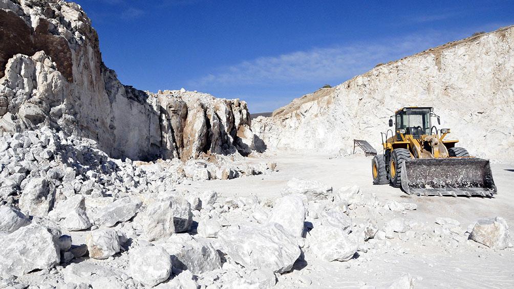 La producción minera registró una caída en 2020