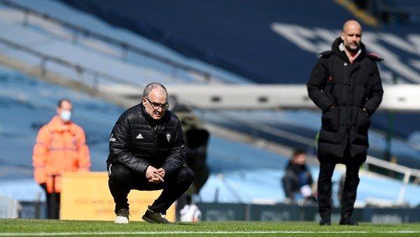 """pep-guardiola-y-su-sorpresiva-reflexion-tras-la-derrota-del-city:-""""leeds-merecio-ganar"""""""