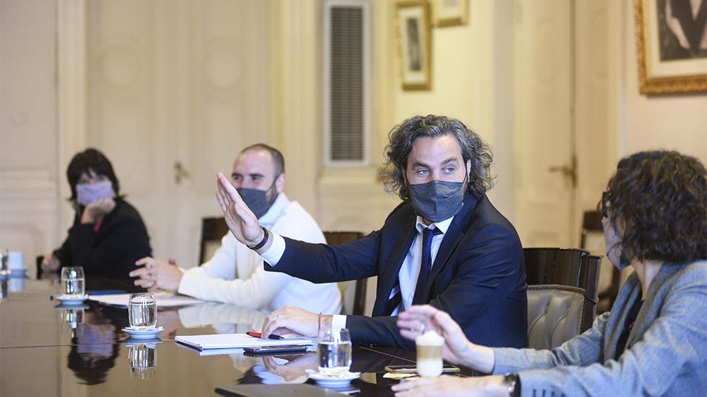 santiago-cafiero-encabezara-la-reunion-del-gabinete-economico