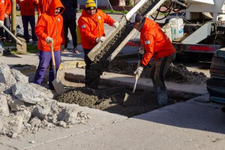 rawson:-avanzan-las-obras-de-recuperacion-de-riego-y-de-calles