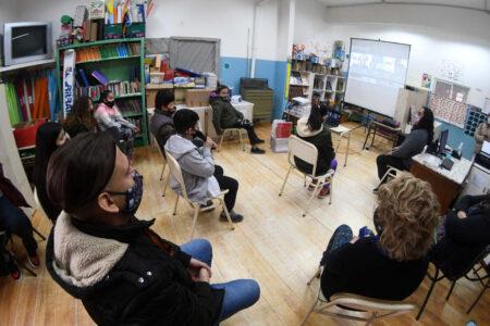 estudiantes-chubutenses-participaron-de-un-encuentro-virtual-con-musicos-de-la-orquesta-sinfonica-nacional