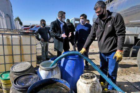 se-recuperaron-en-trelew-otros-25-mil-litros-de-aceites-vegetales-usados