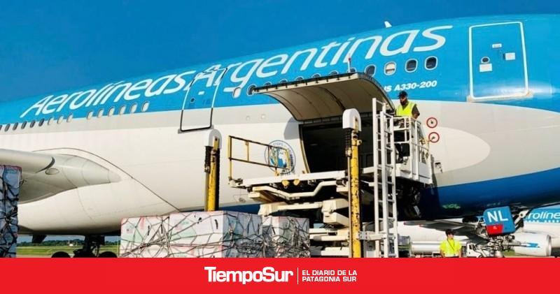 manana-llega-otro-vuelo-con-1736.000-vacunas-de-sinopharm-y-argentina-supera-las-57-millones-de-dosis