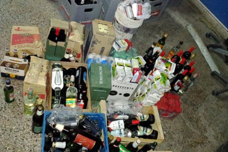 la-policia-realizo-importantes-operativos-en-trelew-en-contra-de-la-venta-clandestina-de-alcohol