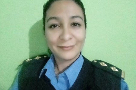 la-comisario-valeria-luna-asumio-como-jefa-de-la-policia-comunitaria-de-rawson