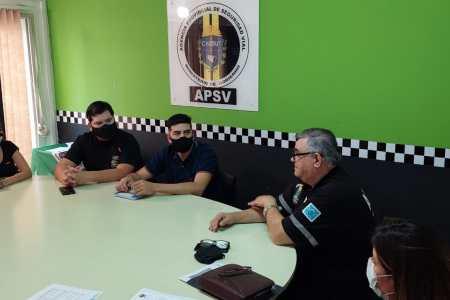 """municipio-y-provincia-se-reunieron-por-la-capacitacion-""""jovenes-y-la-seguridad-vial"""""""