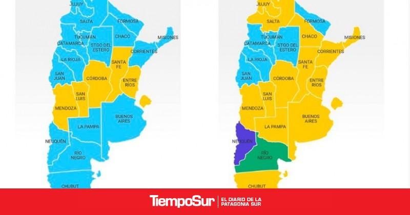 asi-quedo-el-mapa-de-la-argentina-tras-las-paso