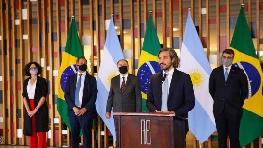 santiago-cafiero-logro-bajar-la-pelea-con-brasil-que-puso-en-riesgo-el-mercosur